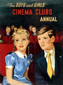 Cover of Boys' and Girls' Cinema Clubs Annual 1948