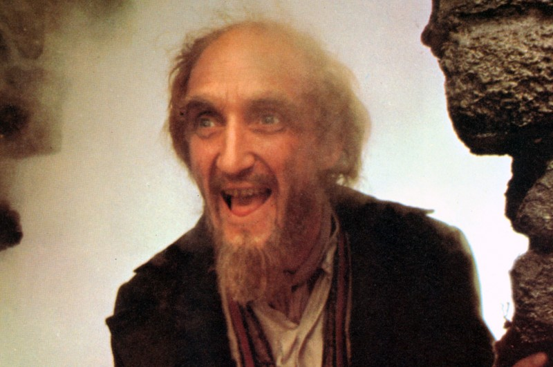 ron moody wife