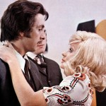 Carol Cleveland with Eric Idle in And Now For Something Completely Different
