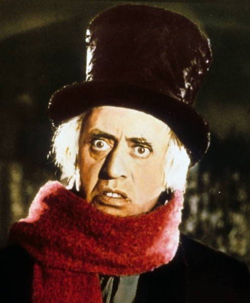 Dystopian Dance Party » Blog Archive » Ebenezer Scrooge: Fashion Icon