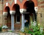 CM front entrance