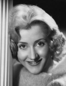 publicity image of actress Liz Fraser