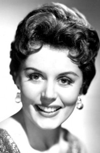 publicity image of Eunice Gayson