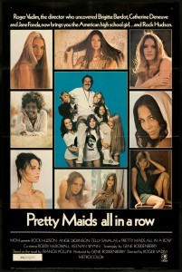poster for Pretty Maids All in a Row