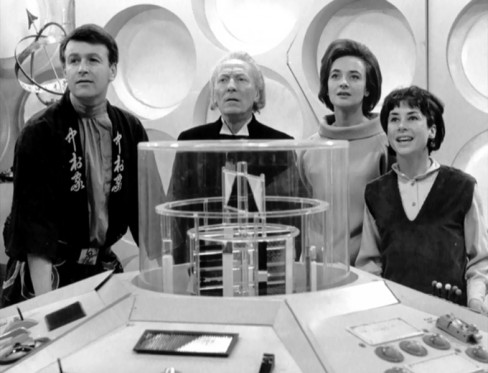Doctor Who original cast