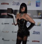 XXXora at Winter Pride UK Awards
