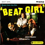 LP sleeve for the soundtrack to Beat Girl (1960)