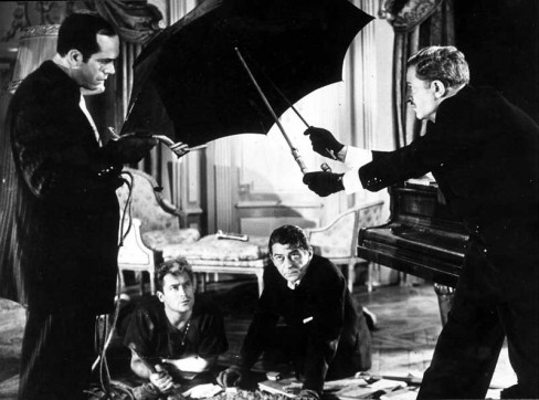 Still from the film Rififi (1955)