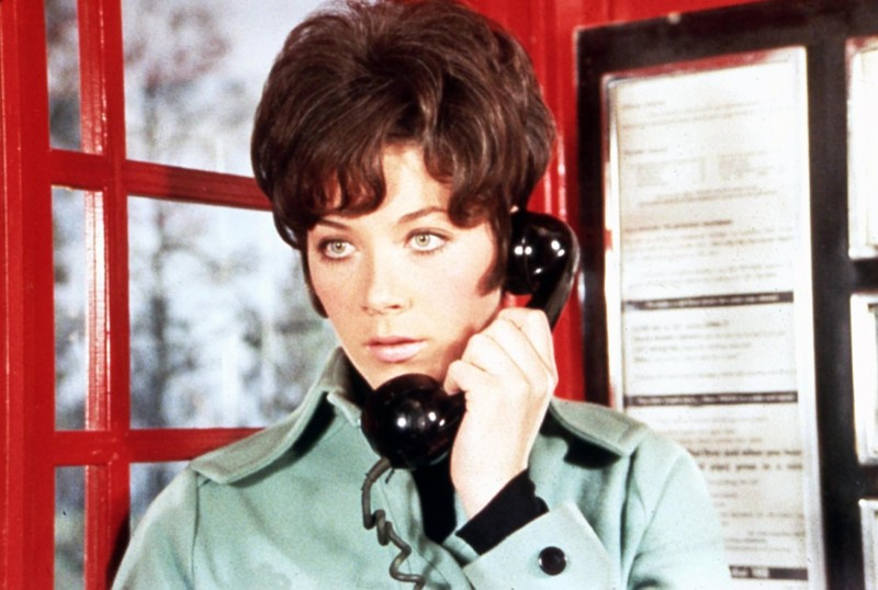 An evening with linda thorson the cinema museum london linda thorson thecheapjerseys Image collections
