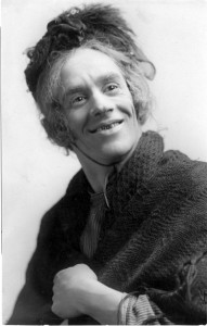 Arthur Lucan as Old Mother Riley