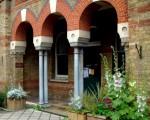 Cinema Museum Front Door