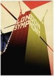 London Symphony poster