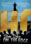 Bette Davis - On the Edge poster