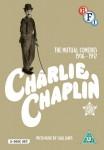 Chaplin: The Mutual Comedies DVD