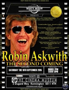 Robin Askwith The Second Coming