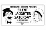 SILENT LAUGHTER SATURDAY logo 3