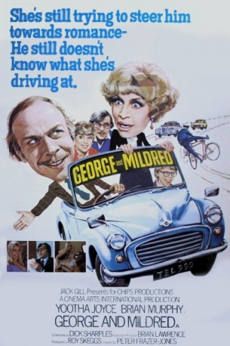 George and Mildred The Movie poster
