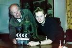 Ray Harryhausen and John Walsh 2