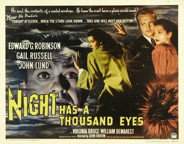the night of a thousand eyes