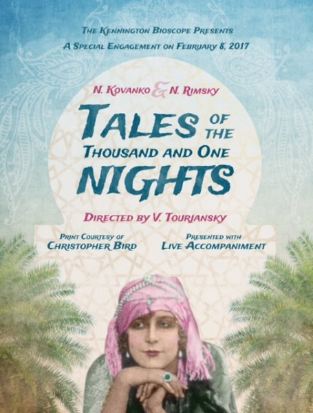 the thousand and one nights essay