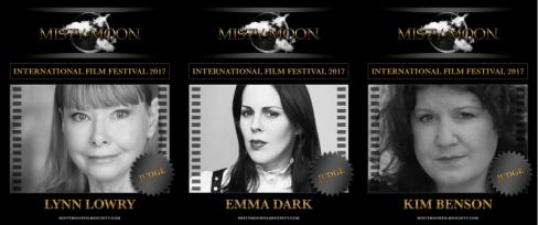 Lynn Lowry, Emma Dark, Kim Benson