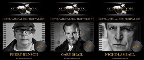 Perry Benson, Gary Shail, Nicholas Ball