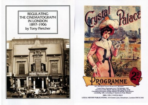 Regulating the Cinematograph in London (1897-1906), by Tony Fletcher