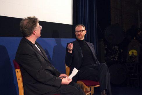 Mark Gatiss Film Night