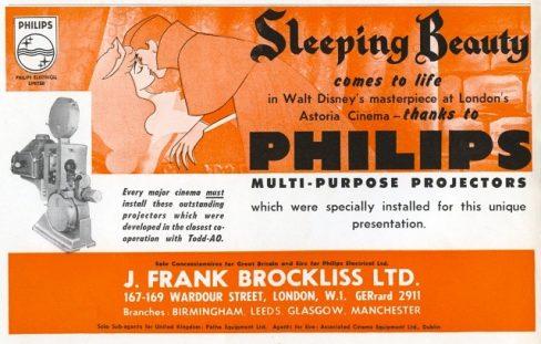 Philips multi-purpose projectors