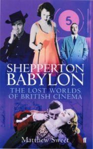 Shepperton Babylon cover