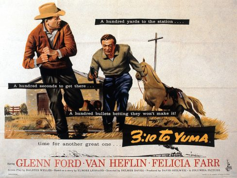 3.10 to Yuma poster