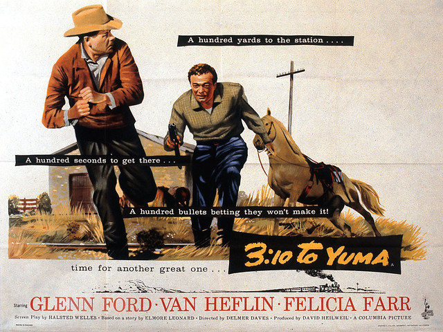 Kennington Shoot-em-ups presents 3.10 to Yuma (1957) » The ...