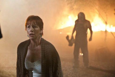 Caroline Williams in Hatchet 3