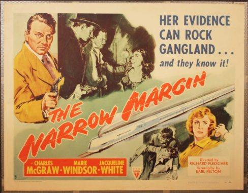 The Narrow Margin poster