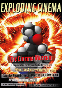 Exploding Cinema poster