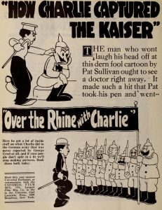 How Charlie Captured the Kaiser