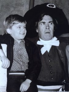 Tyler and Peter Butterworth