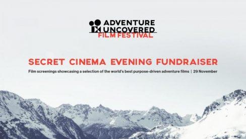 Adventure Uncovered Film Festival Secret Cinema
