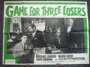 Game for Three Losers POS0734