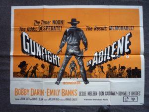 Gunfight in Abeline POS0740