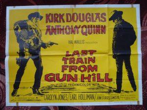Last Train from Gun Hill POS0746