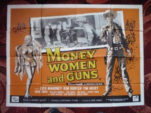 Money, Women and Guns POS0751