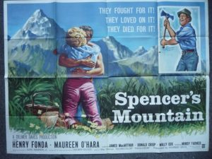 Spencer's Mountain POS0766