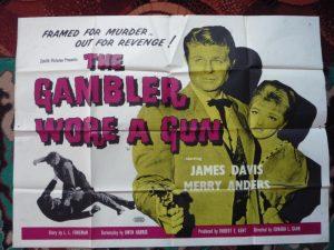 The Gambler Wore a Gun POS0733