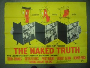 The Naked Truth POS0752