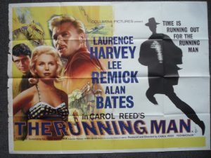 The Running Man POS0760