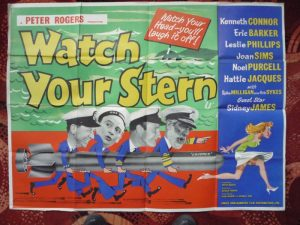Watch Your Stern POS0781
