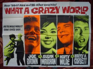 What a Crazy World POS0783