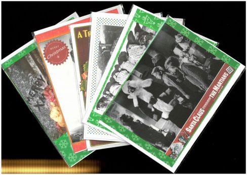 Cinema Museum Christmas cards