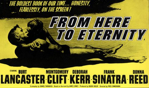 From Here to Eternity poster
